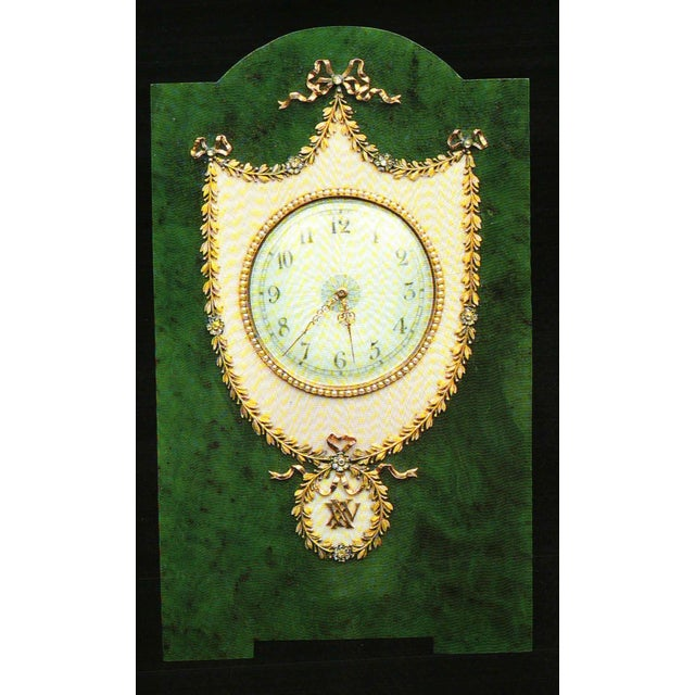 """1980s 1987 """"Faberge"""" Coffee Table Book For Sale - Image 5 of 6"""