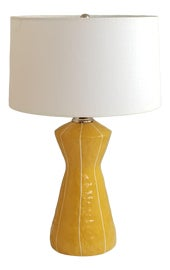 Image of Yellow Table Lamps