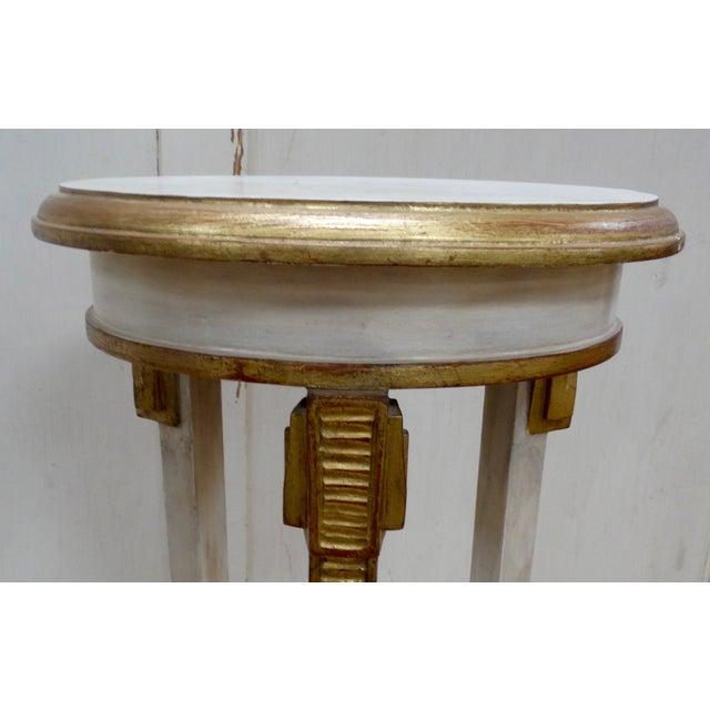 1970's Florentine Pedestal - Image 3 of 4