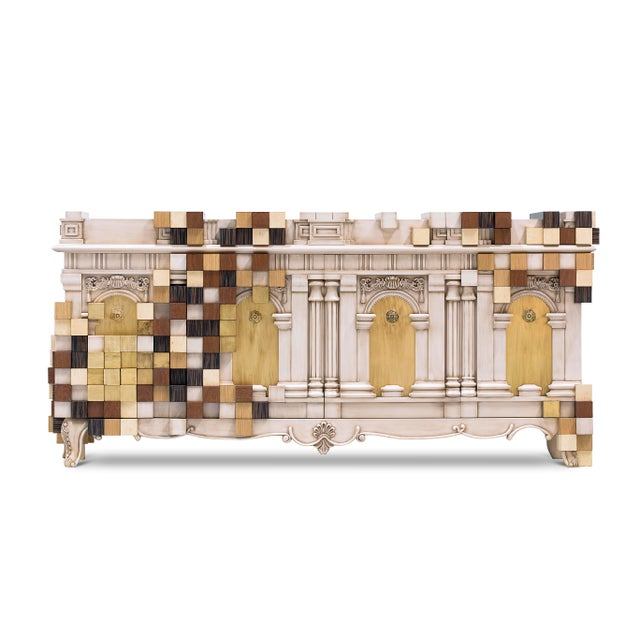 Contemporary Piccadilly Sideboard From Covet Paris For Sale - Image 3 of 3