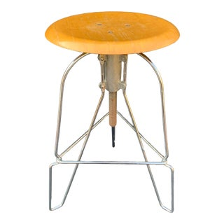 Late 20th Century Jeff Covey Stool For Sale