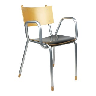 Classe Prima B Armchair by Maurizio Peregalli for Zeus For Sale
