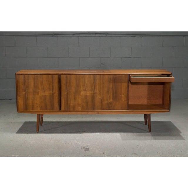 Danish Modern Rosewood Sideboard For Sale In Boston - Image 6 of 10