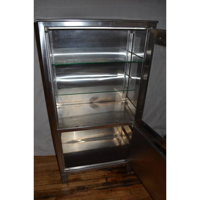 Stainless Steel Dental Lab Cabinet - Image 5 of 8