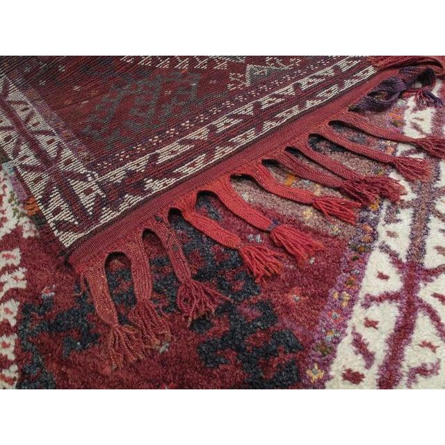 Textile Herki Long Rug For Sale - Image 7 of 8