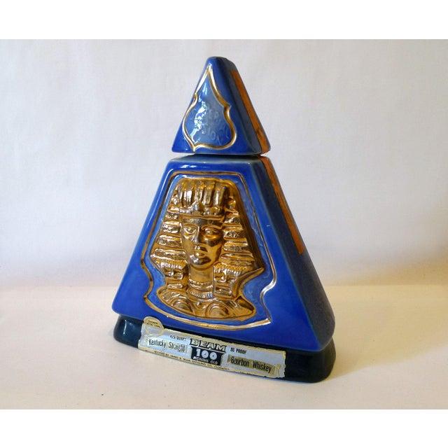 Regal China Co. Jim Beam Egyptian Pyramid Decanter - Image 5 of 9