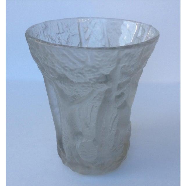 C1920s 30s Czechoslovakian Joseph Inwald Barolac Large Crystal