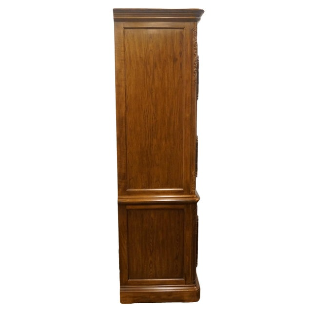Heritage Avallon Collection Country French Media Armoire For Sale - Image 11 of 13