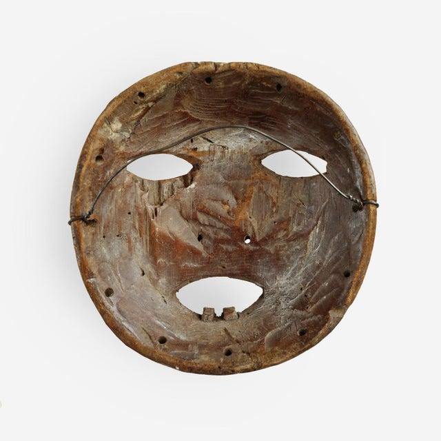 African Lega Mask For Sale - Image 3 of 7