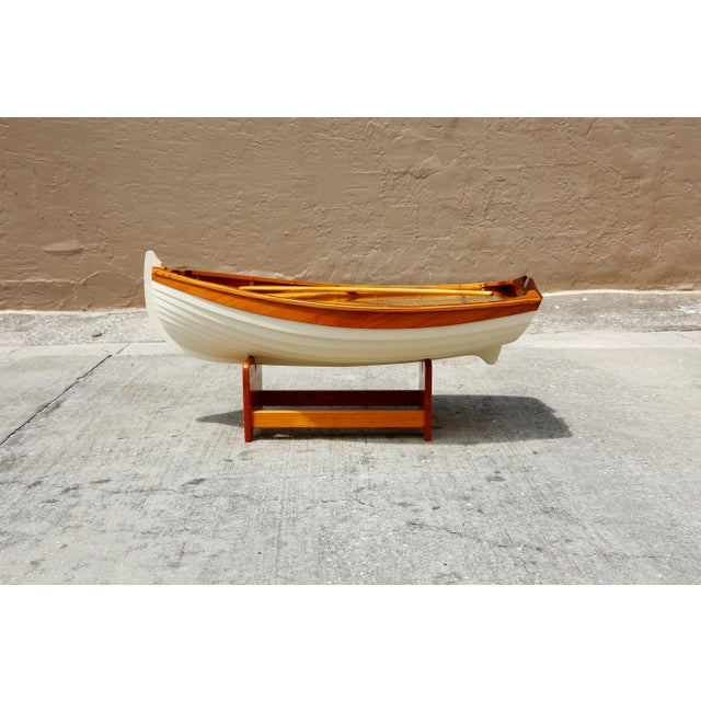1970s Nautical Handmade Wooden Rowboat Coffee Table | Chairish on wooden powerboat, wooden tube, wooden airboat, wooden cruiser, wooden yacht, wooden pontoon, wooden sloop, wooden speedboat, wooden barge, wooden warship, wooden motorboat, wooden sailboat, wooden cannon, wooden boat, wooden catamaran, wooden trawler, wooden pirogue, wooden ship, wooden houseboat, wooden rowing shell,