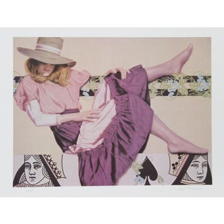 Robert Anderson, Summer Queen, Lithograph For Sale