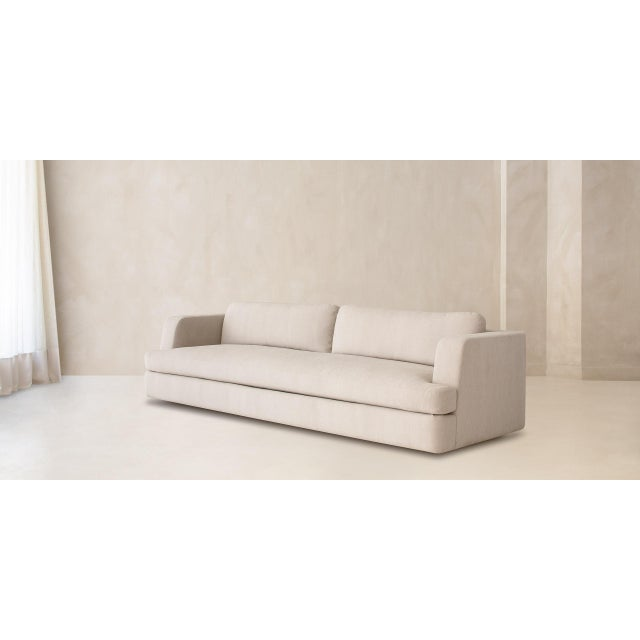 Not Yet Made - Made To Order Borgo Sofa For Sale - Image 5 of 9