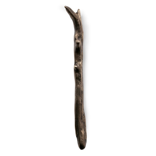 DESCRIPTION Twig door pull portraits extended strength and character, a key architectural hardware element to your...