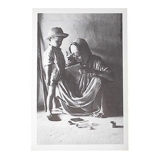 Vintage Photograph By Edouard Boubat (France 1923-'99)