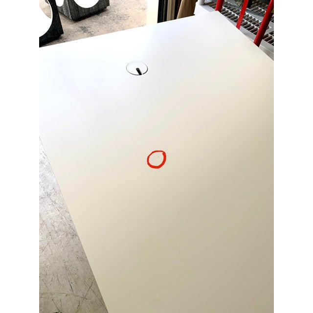 "Postmodern Roche Bobois ""Furtif"" Writing Desk For Sale - Image 10 of 11"