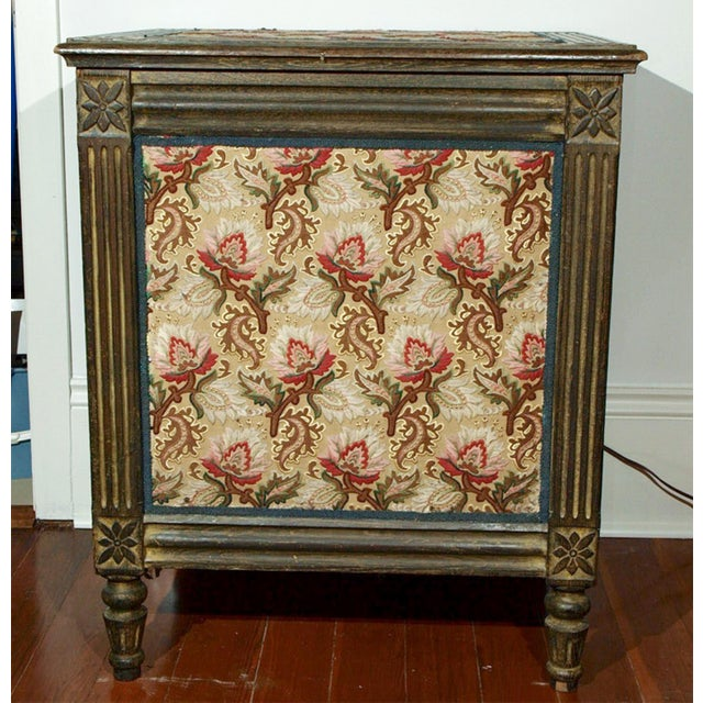 A Louis XVI Style Trunk or Lift-top Table - Image 3 of 7