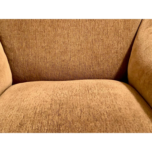 Gray 1970s Vintage Mario Bellini for Cassina Italian 685 Armchair- A Pair For Sale - Image 8 of 13