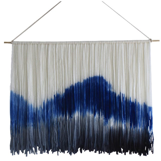 Hand Dyed Tapestry - Image 1 of 4