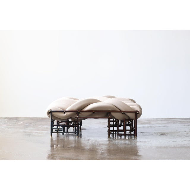 Evan Fay Lawless Collectible Large Bench, Evan Fay For Sale - Image 4 of 6