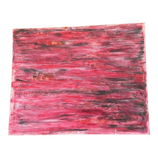 1970s Abstract Galaxy Snapshot Painting For Sale
