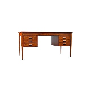 Mid-Century Danish Executive Desk