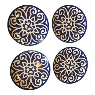 Slim & Sage Pacific Bold Plates - Set of 4