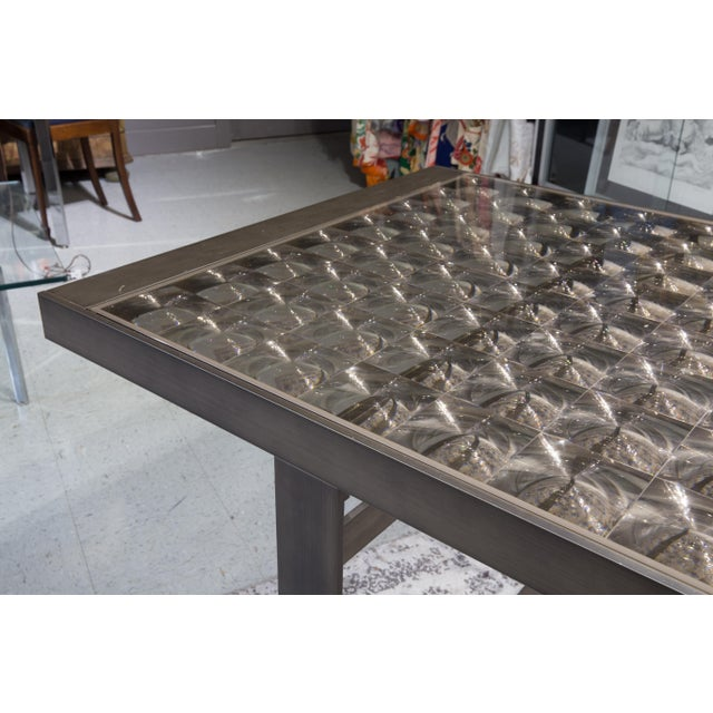 """Early 21st Century """"Lens"""" Dining Table by Patricia Urquiola for B&B Italia For Sale - Image 5 of 8"""