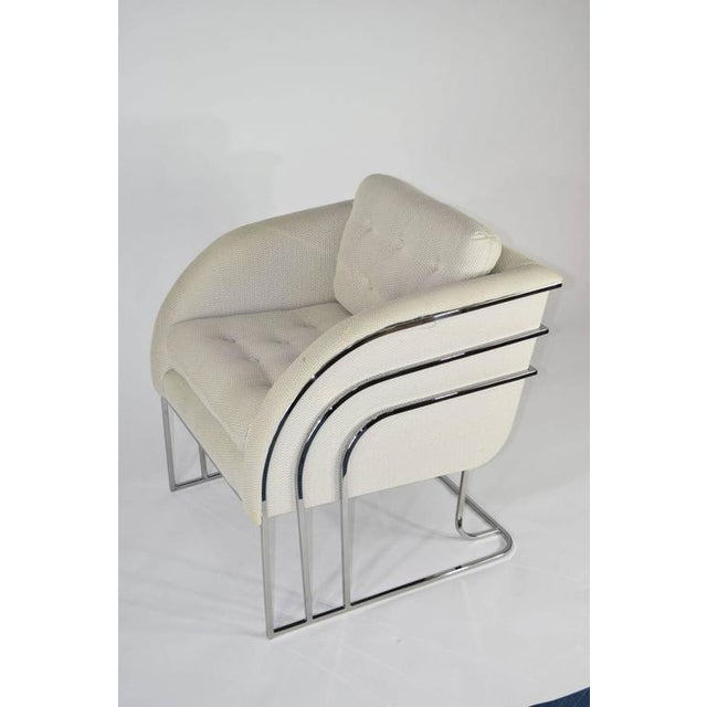 Milo Baughman for Thayer Coggin Lounge Chair For Sale In Dallas - Image 6 of 8