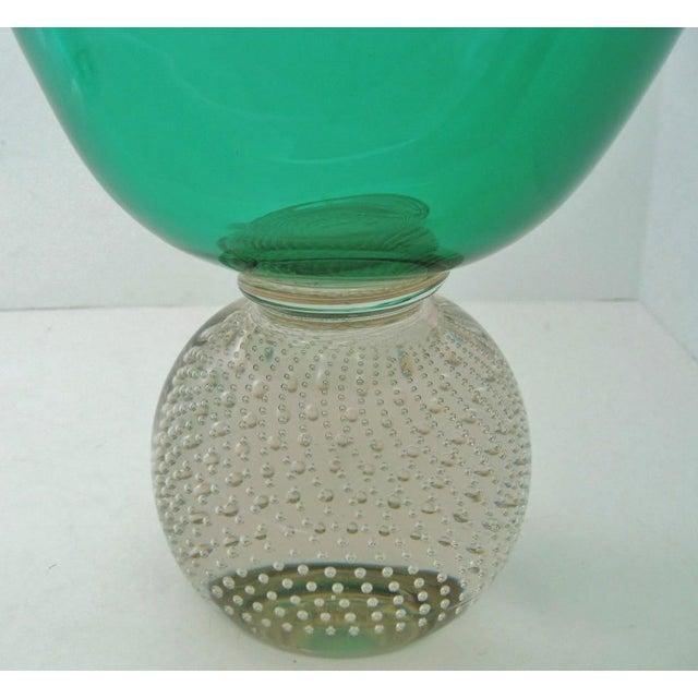 Vintage Erickson Glass Vase - Image 6 of 6