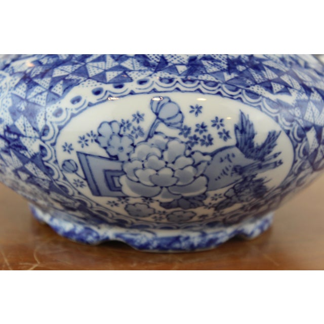 Vintage Chinese Vegetable Dish For Sale In New York - Image 6 of 8