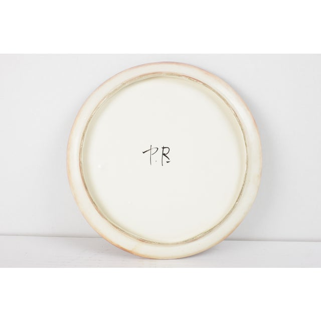 Mid-Century Modern Rooster Plate - Image 2 of 3