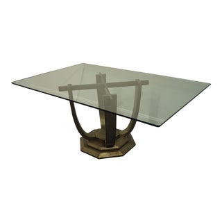 20th Century Henredon Furniture Charisma Collection Dining Table For Sale