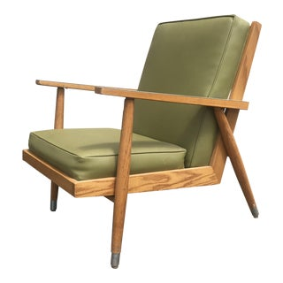 The Hill-Rom Company Mid Century Modern Lounge Chair