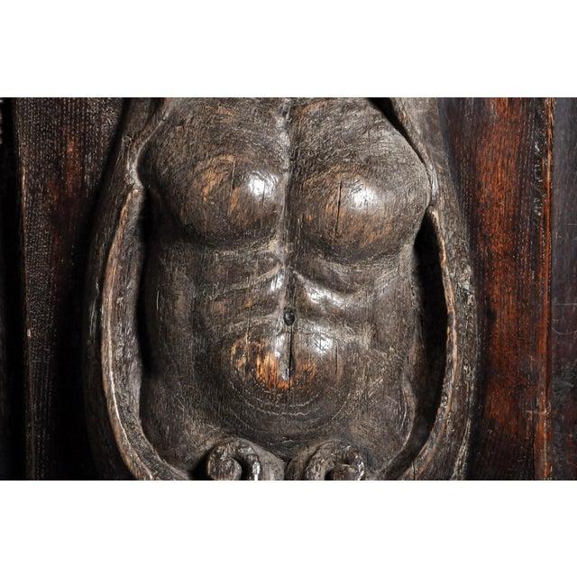 Impressive Renaissance Revival Armoire For Sale - Image 12 of 13