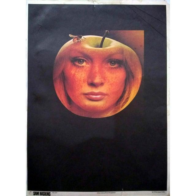 "Sam Haskins ""Big Apple"" / ""Artists of Erotic Art"" Poster For Sale - Image 4 of 5"