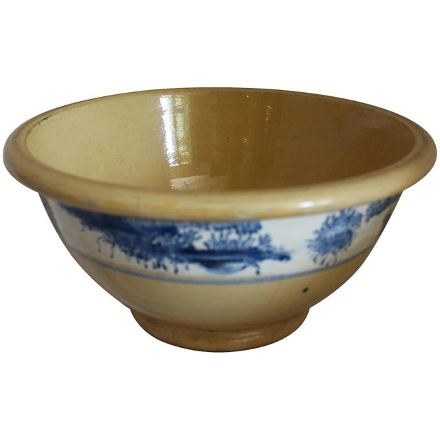 Vintage Ceramic Mixing Bowl For Sale In Raleigh - Image 6 of 6