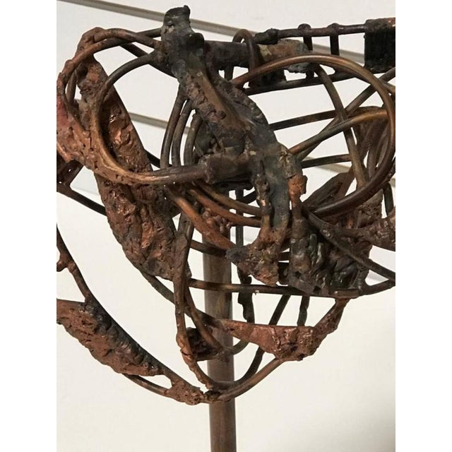 Modern Brutalist George Mullen Sculpture For Sale - Image 3 of 5