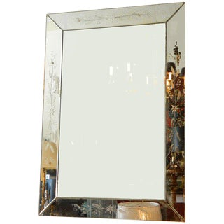 French Circa 1940s Mirror For Sale