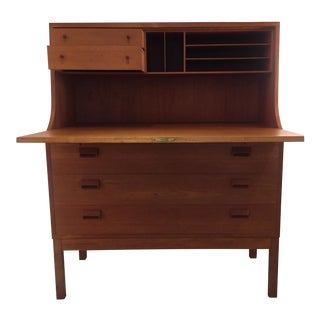 Mid Century Borge Mogensen Desk For Sale