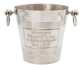 Image of Silver Ice Buckets