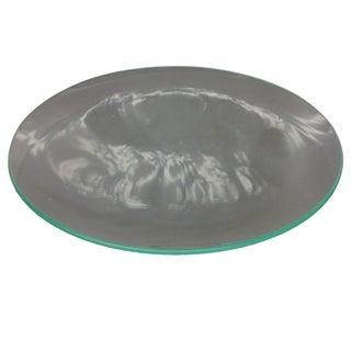 Fontana Arte Mid Size Low Bowl For Sale