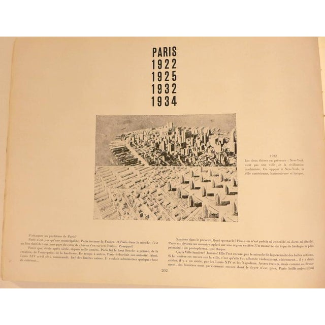 Black Le Corbusier Book with Inscription For Sale - Image 8 of 10