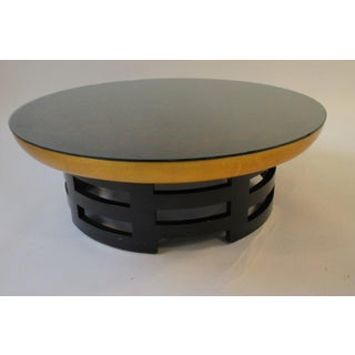 Kittinger Lotus Cocktail Table by Muller and Barrringer Preview