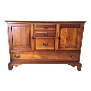 Mid 20th Century Mid-Century Cherry Buffet For Sale