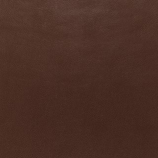 Sample - Schumacher Canyon Leather Wallpaper in Java For Sale