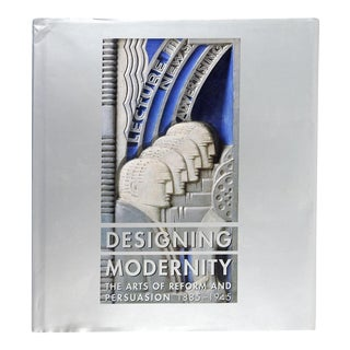 Designing Modernity 1885-1945 Book For Sale