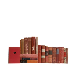 Terracotta Plays & Poetry : Set of Twenty Decorative Books