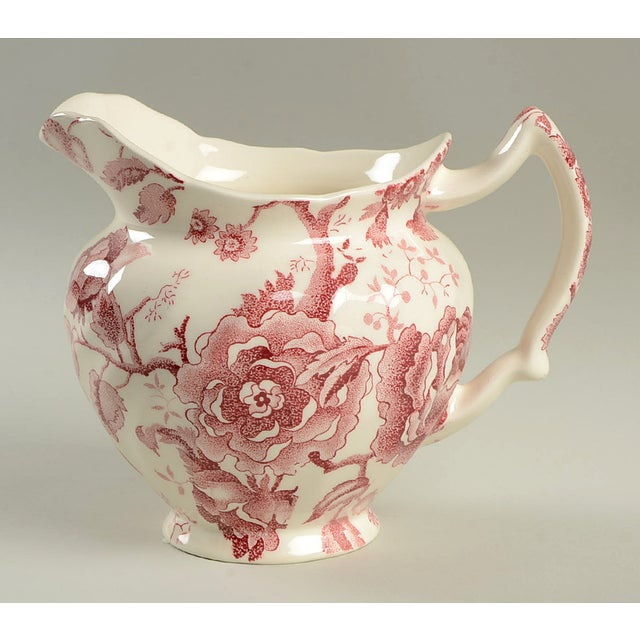 Johnson Brothers English Chippendale 32 Oz Pitcher For Sale In Greensboro - Image 6 of 6