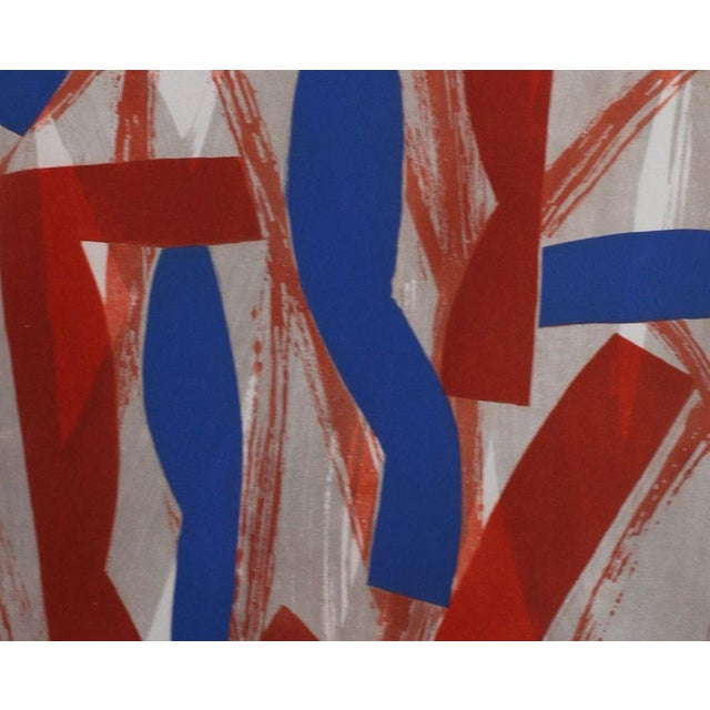 "Abstract Alain Clément ""15av1g-2015"", Print For Sale - Image 3 of 4"