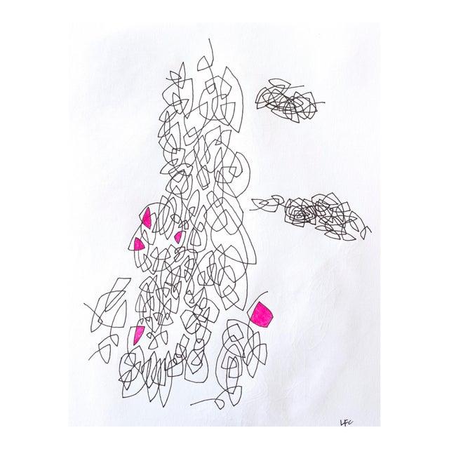 """Linda Colletta """"1980"""" Original Drawing - Image 1 of 3"""